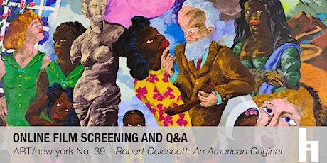 Online Film Screening | ART/new york No. 39– Robert Colescott tickets
