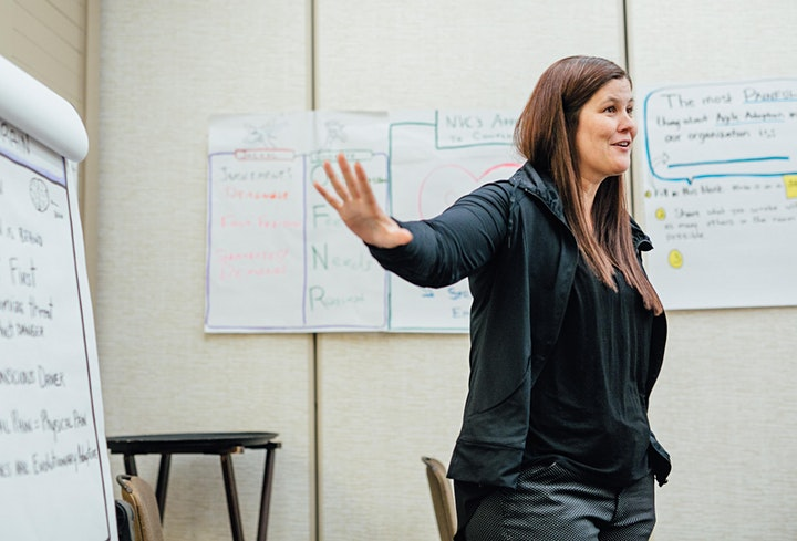Agile Leadership: Leading Amazing Teams (LAT) -  Virtual image