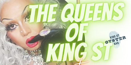 The Queens of King Street Present A Boozy Brunch Drag Show tickets