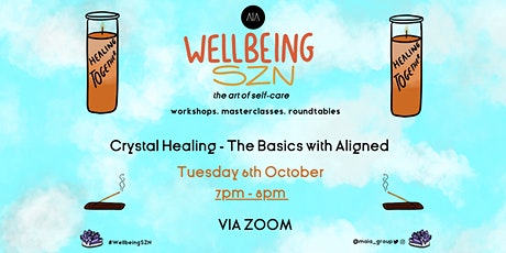 Crystal Healing - The Basics with Aligned tickets