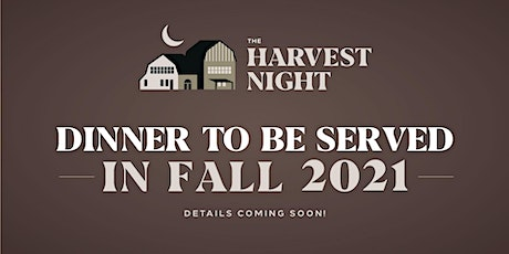 The Harvest Night tickets