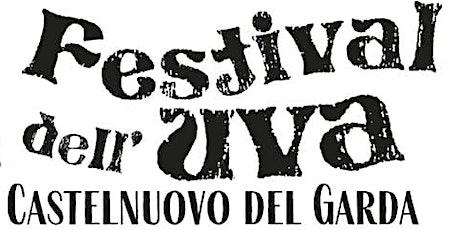 Festival dell'Uva  25, 26 e 27 settembre 2020 biglietti