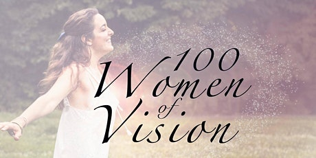 100 Women of Vision Masterclass Series tickets