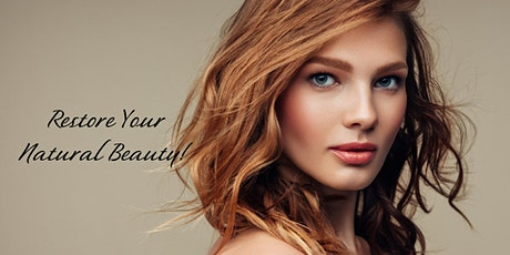 Restore Your Natural Beauty - An Evoke Virtual Event on  September 30th tickets