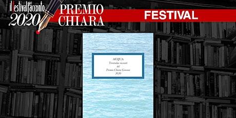 I finalisti del #ChiaraGiovani2020 biglietti