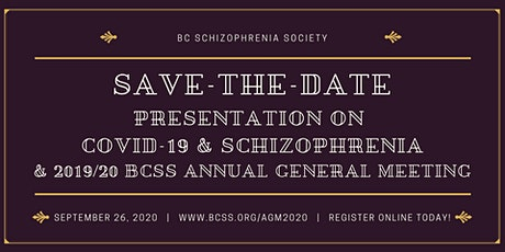 Schizophrenia in the Time of COVID-19: Impacts of COVID-19 tickets