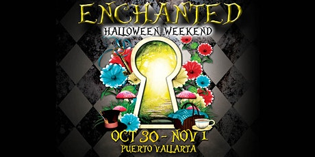 Enchanted Halloween Puerto Vallarta 2020 boletos