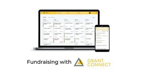 Fundraising with Grant Connect: For potential subscribers tickets
