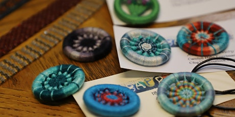 Traditional Dorset Button Making tickets