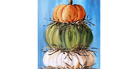 """NEW! Cougar Crest Winery, Woodinville - """"Stacked Pumpkins"""" tickets"""