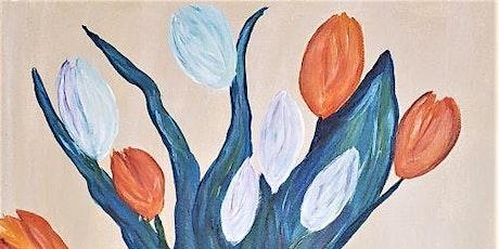 Live Online - Monet's Tulips tickets