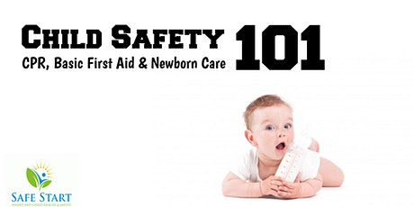 Child Safety 101 *Online Live* tickets