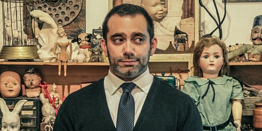 Christian Cagigal's Sortilegios Online Magic Show