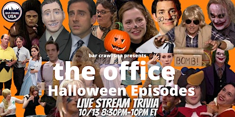 The Office Live Stream Trivia- Halloween Episodes tickets