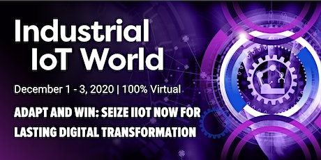 Industrial IoT World tickets