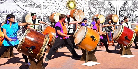 CCA Anywhere: Fushicho Daiko, presented with West Valley Arts Council tickets