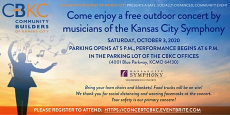 Symphony at CBKC tickets