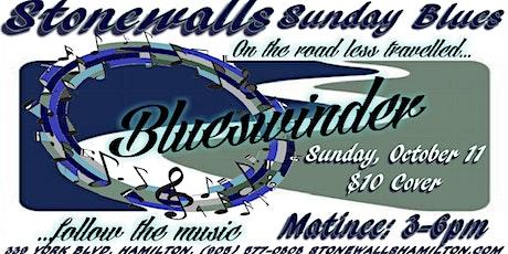 Blueswinder winds into Stonewalls tickets