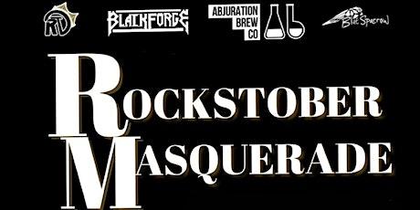 RoundTableFirm's Rockstober Masquerade: Faradé, Livefromthecity,Mikebradio tickets