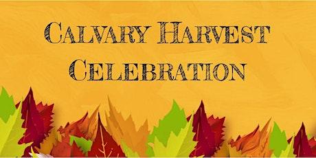 Calvary Harvest Celebration tickets