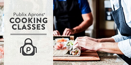 Couples Cooking: Ramen & Sushi tickets