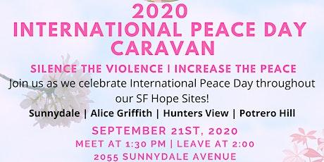 2020 International Peace Day Caravan tickets
