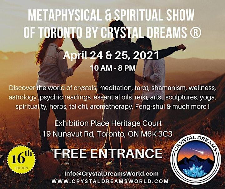 The Metaphysical & Spiritual Show of Toronto image