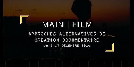 Approches alternatives de création documentaire | En ligne billets