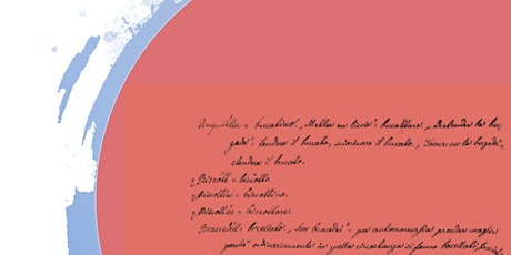 Vocabolario solandro di A. Salvadori - Presentazione del volume biglietti