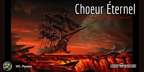 Choeur éternel - Système Cypher - par Pyram billets