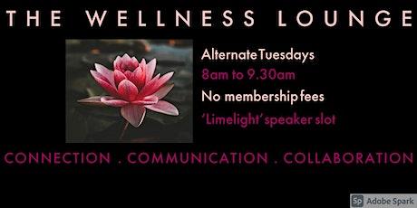 The Wellness Lounge tickets