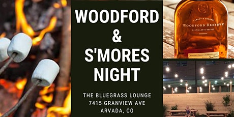 Woodford & S'mores Night tickets