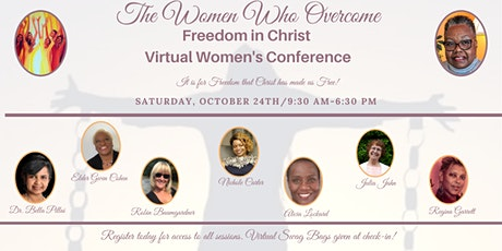 The Women Who Overcome 2020 Virtual Women's Conference tickets