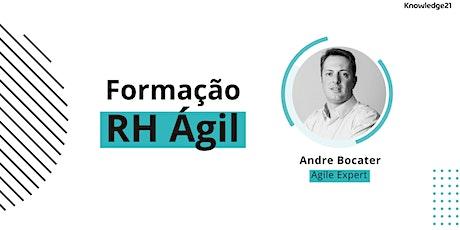 RH Ágil (Online, Lisboa - 16 e 17 de novembro) bilhetes