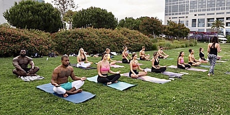 Yoga in the Park at the Coronado Cays tickets