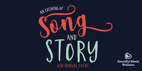 An Evening of Song & Story - Livestream tickets