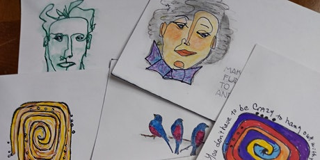 Envelope Art (Ages High School - Adult) tickets
