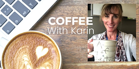WSHEF Coffee with Karin:  October 5th tickets