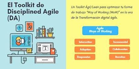 El Toolkit de Disciplined Agile (DA) boletos
