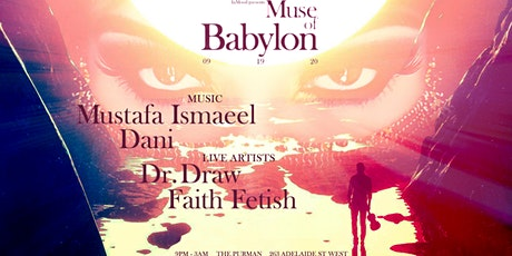 InMood Presents: Muse Of Babylon tickets
