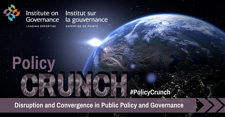 Policy Crunch - Government Science and Innovation in the New Normal image