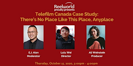 Telefilm Canada Case Study: There's No Place Like This Place, Anyplace tickets