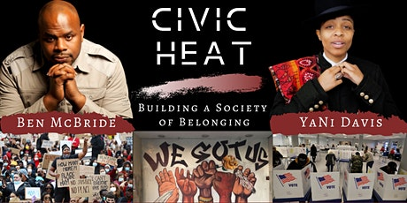 Civic Heat: Building a Society of Belonging tickets