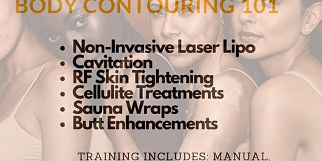 Open your very own Body Contouring Studio tickets
