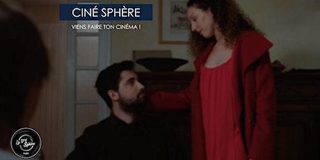 Ciné-Sphère - Projections de court-métrages billets