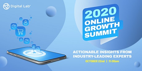 2020 Online Growth Summit tickets