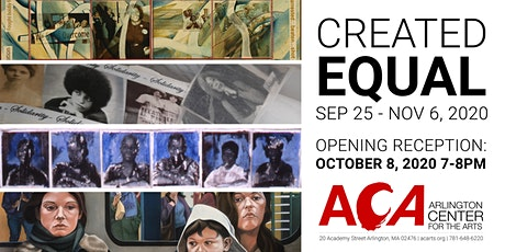 Created Equal Opening Reception tickets