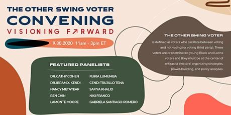 Other Swing Voter Convening: Visioning Forward tickets