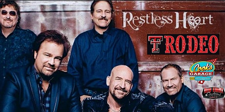 Restless Heart with The Caprockers tickets