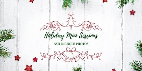 Christmas Mini Sessions | Hartville Ohio tickets